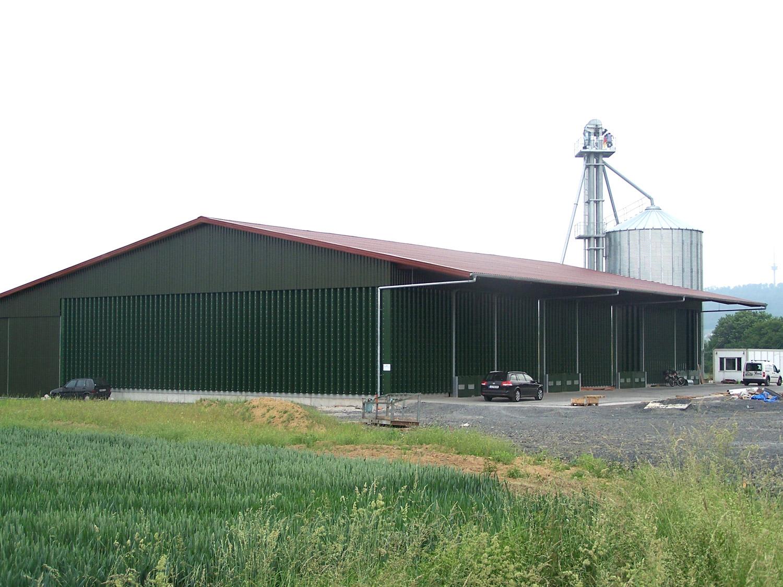 Neue Hallen Archive - Getreidetechnik