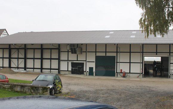 Getreidehalle/Mehrzweckhalle - Gut Winterbüren Fuldatal