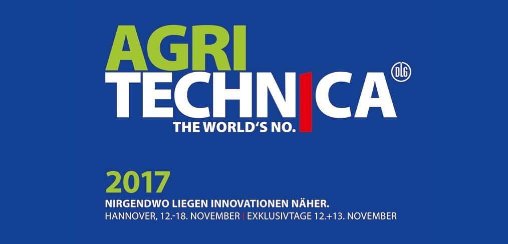 LM Getreidetechnik auf der AGRITECHNICA 2017