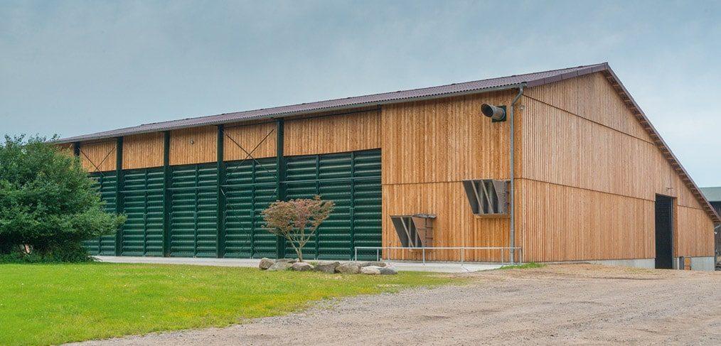 Flachlagerhalle | LM Getreidetechnik GmbH